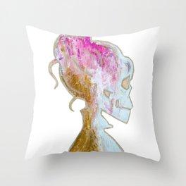 RBF Throw Pillow