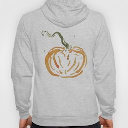 Abstracted Pumpkin Hoody