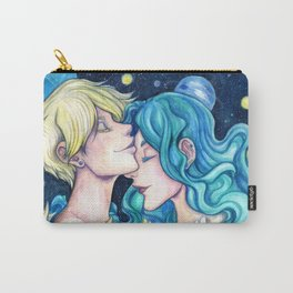 Uranus and Neptune Carry-All Pouch