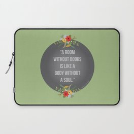 Body without a soul Laptop Sleeve