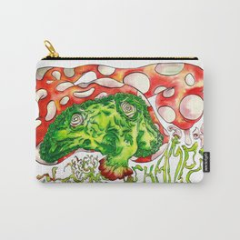 Psyko Mushroom Carry-All Pouch