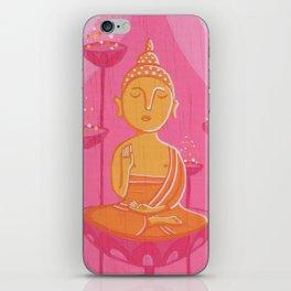 Buddha G iPhone Skin