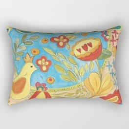 Glee - It's a Beautiful Day Rectangular Pillow