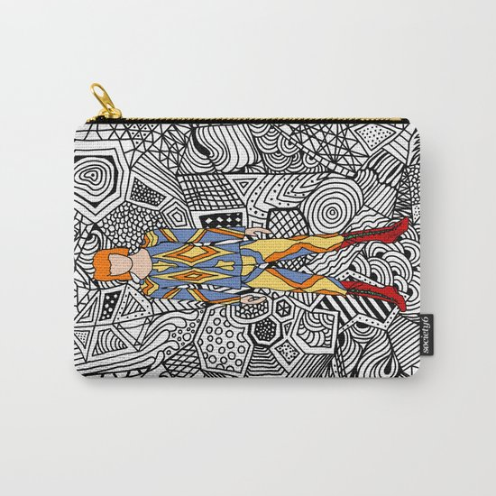 Bowie Fashion 1 Carry-All Pouch