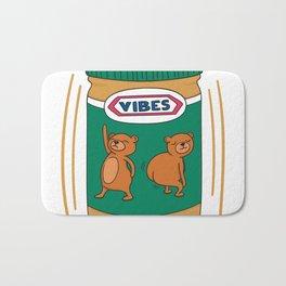 Peanut Butter Vibes - Smooth Bath Mat
