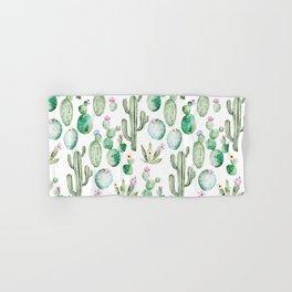 Cactus Summer Garden Hand & Bath Towel