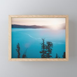 The Greatest Summer Framed Mini Art Print