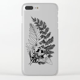 Evolution The Last of Us 2 Tattoo Ellie Clear iPhone Case
