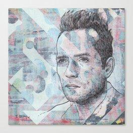 Scott Weiland - Big Empty Canvas Print