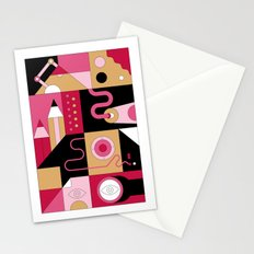 Evening Drawing Stationery Cards