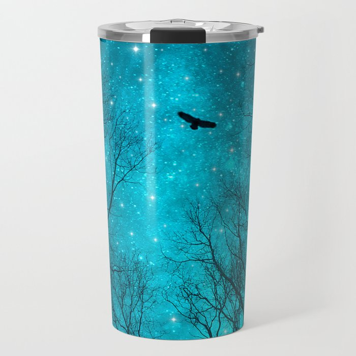 Stars Can't Shine Without Darkness Travel Mug