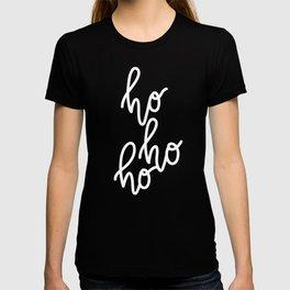 HoHoHo Merry Christmas T-shirt