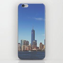 Manhattan Skyline iPhone Skin