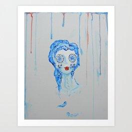 Seeing Dreams Art Print