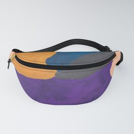 30 | 190330 Abstract Shapes Painting Fanny Pack