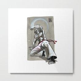 Capoeira 442 Metal Print