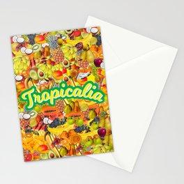 Tropicalia Fruits Stationery Cards