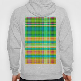 Plaid Nature Team Hoody