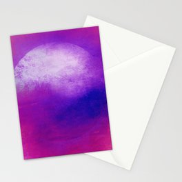 Circle Composition II Stationery Cards