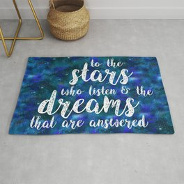 Dreams That Are Answered Rug