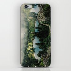 Rainier Eunice Lake iPhone & iPod Skin