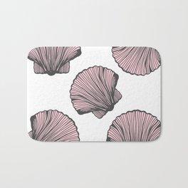 Sea-life Collection - Shells Bath Mat