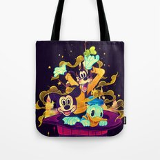 Trouble Makers Tote Bag