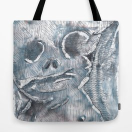 Jiggle Tote Bag