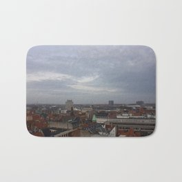 View from the Round Tower Copenhagen 1 Bath Mat