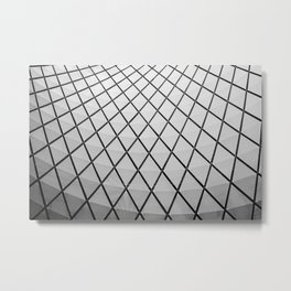 Fulton Center 04 Metal Print
