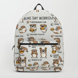 Buns Day Workout Backpack