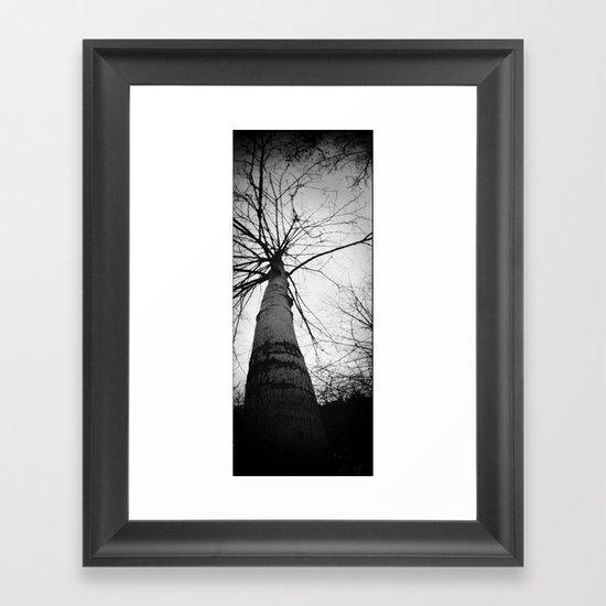 pantree Framed Art Print