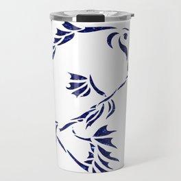 Blue Bass Travel Mug