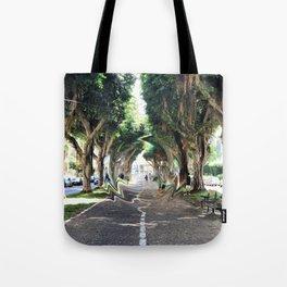 glllitched_september Tote Bag