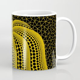 Kusama Yellow Pumpkin (High Quality) Coffee Mug