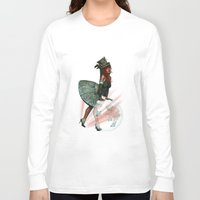valentine Long Sleeve T-shirts featuring Valentine by Illu-Pic-A.T.Art