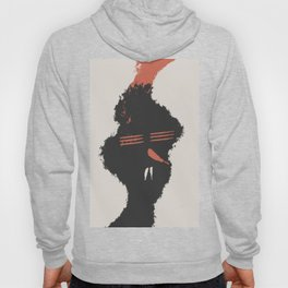 Red Chili Nose Hoody