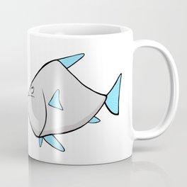Scribble2Masterpiece - WARY PIRANHA fish! Coffee Mug