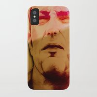 twins iPhone & iPod Cases featuring Twins by Nuam