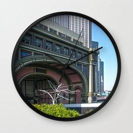 Lower Manhattan, Battery Ferry Terminal Wall Clock