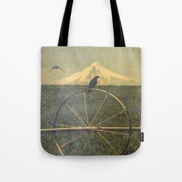 Jefferson Raven II Tote Bag