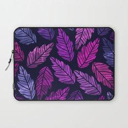 Colorful leaves III Laptop Sleeve