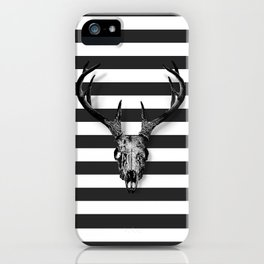 Deer Skull iPhone Case
