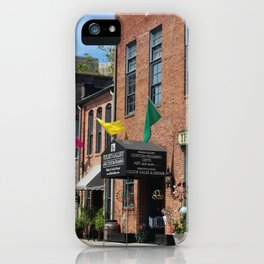 Fun Colorful Flags iPhone Case