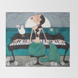 symphony Throw Blanket