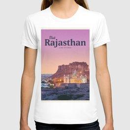 Visit Rajasthan T-shirt