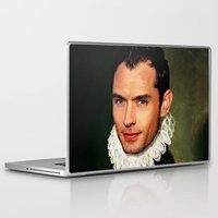 law Laptop & iPad Skins featuring Jude Law by Kimberley Britt