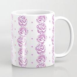 Elegant beautiful pink rose Coffee Mug