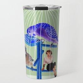 Birdie // Caged Travel Mug