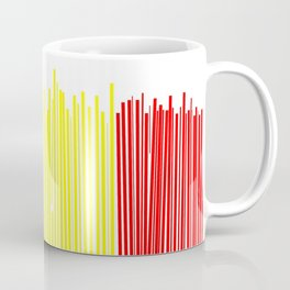 Belgian flag Coffee Mug